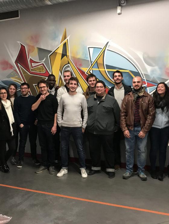 APF Entreprises 34  ouvre ses portes aux étudiants de Polytech Montpellier