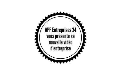 Dessine moi APF Entreprises 34 !