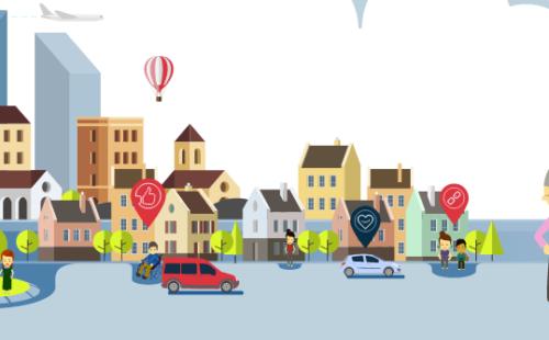 Faciligo met en relation voyageurs à mobilité réduite et voyageurs autonomes