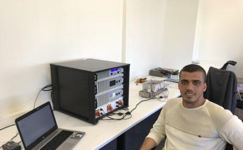 Sami, Ingénieur Développement rejoint APF Entreprises 34