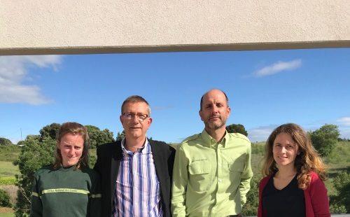 APF Entreprises 34 et L'Office National des Forêts signe une convention pour le développement durable