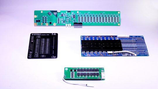 BMS pour batterie lithium