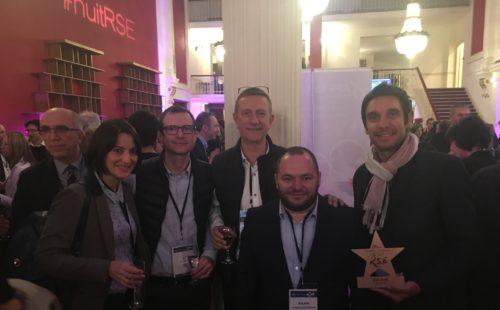 La société Bulane à l'honneur lors de la Nuit de la RSE à Paris !