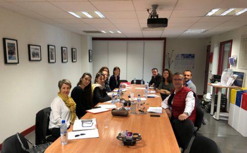 APF Entreprises 34 accueille Face Hérault pour évoquer le handicap