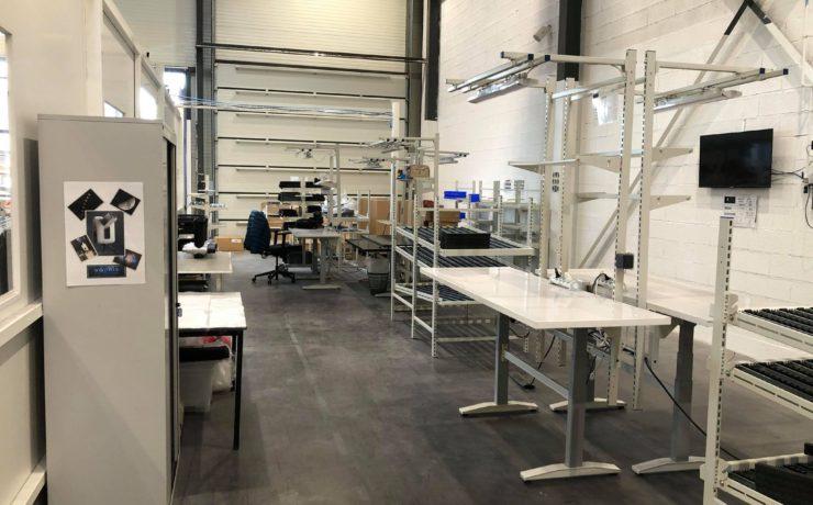 Ligne de production Vespera - APF Entreprises 34