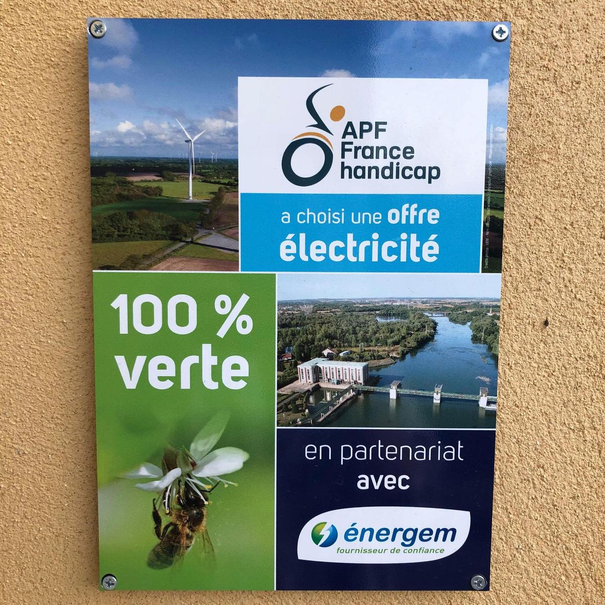 APF France Handicap - Energem